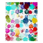 Colorful Diamonds Dream Shower Curtain 60  x 72  (Medium)  54.25 x65.71 Curtain