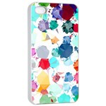 Colorful Diamonds Dream Apple iPhone 4/4s Seamless Case (White) Front