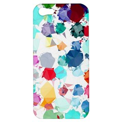 Colorful Diamonds Dream Apple Iphone 5 Hardshell Case