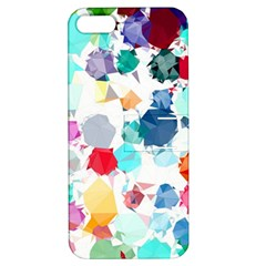 Colorful Diamonds Dream Apple Iphone 5 Hardshell Case With Stand by DanaeStudio