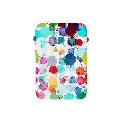 Colorful Diamonds Dream Apple Ipad Mini Protective Soft Cases by DanaeStudio
