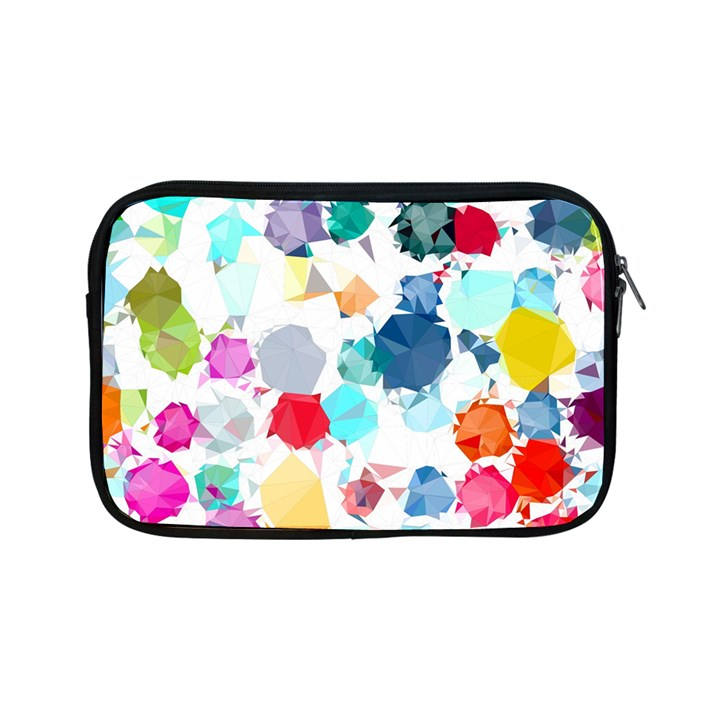 Colorful Diamonds Dream Apple iPad Mini Zipper Cases