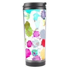 Colorful Diamonds Dream Travel Tumbler by DanaeStudio