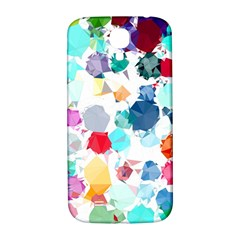 Colorful Diamonds Dream Samsung Galaxy S4 I9500/i9505  Hardshell Back Case