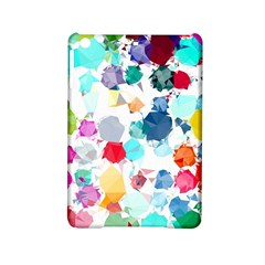 Colorful Diamonds Dream Ipad Mini 2 Hardshell Cases by DanaeStudio