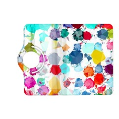 Colorful Diamonds Dream Kindle Fire Hd (2013) Flip 360 Case by DanaeStudio