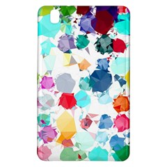 Colorful Diamonds Dream Samsung Galaxy Tab Pro 8 4 Hardshell Case by DanaeStudio