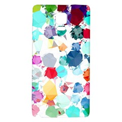 Colorful Diamonds Dream Galaxy Note 4 Back Case by DanaeStudio