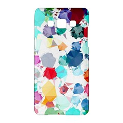 Colorful Diamonds Dream Samsung Galaxy A5 Hardshell Case  by DanaeStudio