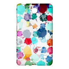 Colorful Diamonds Dream Samsung Galaxy Tab 4 (7 ) Hardshell Case  by DanaeStudio