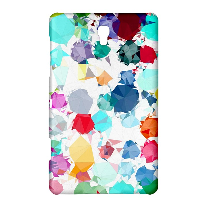 Colorful Diamonds Dream Samsung Galaxy Tab S (8.4 ) Hardshell Case