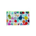 Colorful Diamonds Dream Cosmetic Bag (XS) Front