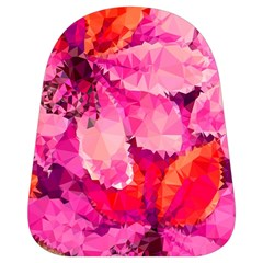 Geometric Magenta Garden School Bags (small)  by DanaeStudio