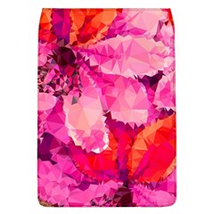 Geometric Magenta Garden Flap Covers (L)