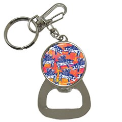 Little Flying Pigs Bottle Opener Key Chains by DanaeStudio