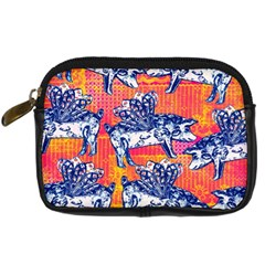 Little Flying Pigs Digital Camera Cases by DanaeStudio
