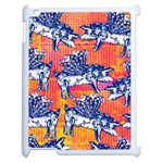 Little Flying Pigs Apple iPad 2 Case (White) Front