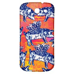 Little Flying Pigs Samsung Galaxy S3 S Iii Classic Hardshell Back Case by DanaeStudio