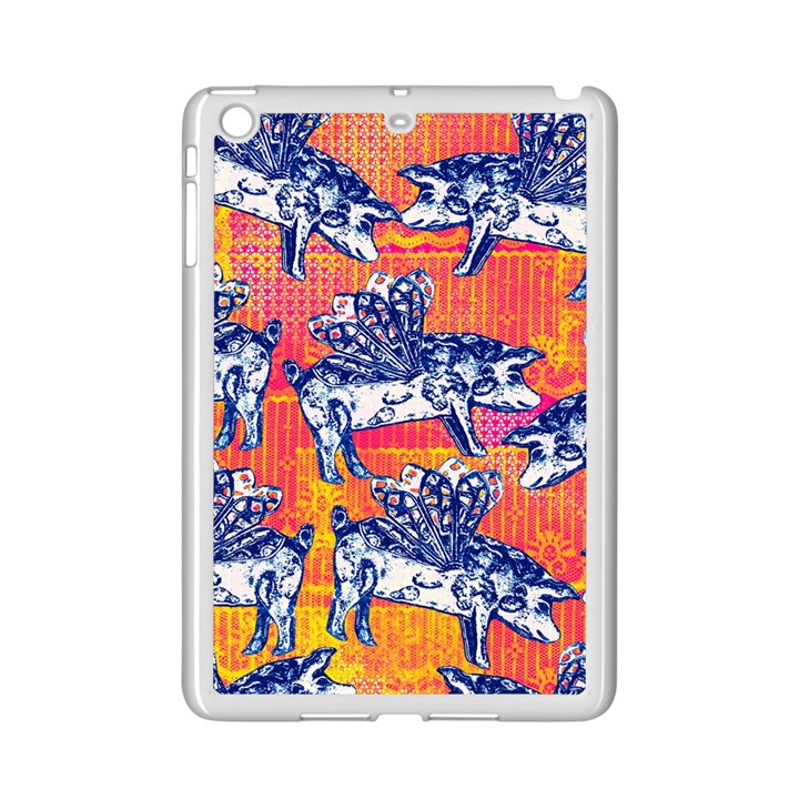 Little Flying Pigs iPad Mini 2 Enamel Coated Cases