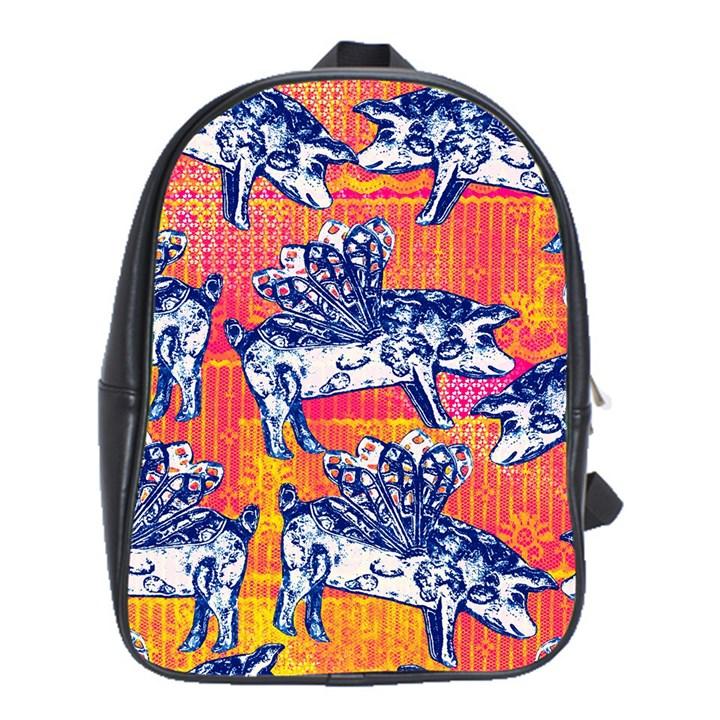 Little Flying Pigs School Bags (XL)