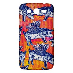 Little Flying Pigs Samsung Galaxy Mega 5 8 I9152 Hardshell Case  by DanaeStudio