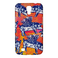 Little Flying Pigs Samsung Galaxy Mega 6 3  I9200 Hardshell Case by DanaeStudio