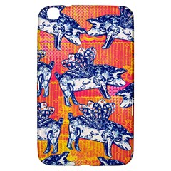Little Flying Pigs Samsung Galaxy Tab 3 (8 ) T3100 Hardshell Case