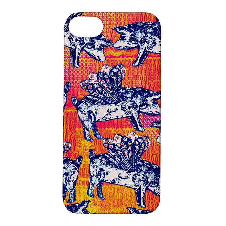 Little Flying Pigs Apple iPhone 5S/ SE Hardshell Case