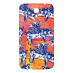 Little Flying Pigs Samsung Galaxy Mega I9200 Hardshell Back Case by DanaeStudio