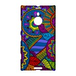 Pop Art Paisley Flowers Ornaments Multicolored Nokia Lumia 1520