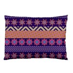 Colorful Winter Pattern Pillow Case 26.62 x18.9 Pillow Case