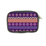 Colorful Winter Pattern Coin Purse Back