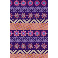 Colorful Winter Pattern 5 5  X 8 5  Notebooks by DanaeStudio