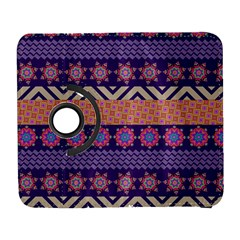 Colorful Winter Pattern Samsung Galaxy S  Iii Flip 360 Case by DanaeStudio