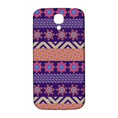 Colorful Winter Pattern Samsung Galaxy S4 I9500/i9505  Hardshell Back Case