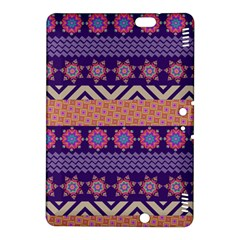 Colorful Winter Pattern Kindle Fire Hdx 8 9  Hardshell Case by DanaeStudio
