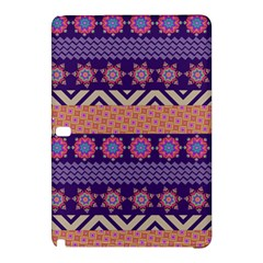 Colorful Winter Pattern Samsung Galaxy Tab Pro 10 1 Hardshell Case