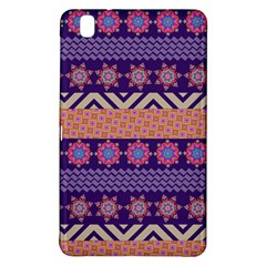 Colorful Winter Pattern Samsung Galaxy Tab Pro 8 4 Hardshell Case