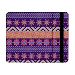 Colorful Winter Pattern Samsung Galaxy Tab Pro 8.4  Flip Case Front