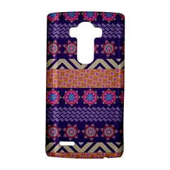 Colorful Winter Pattern Lg G4 Hardshell Case by DanaeStudio
