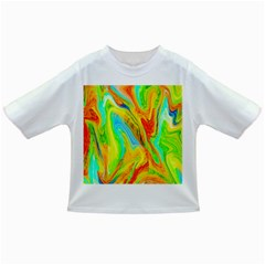 Happy Multicolor Painting Infant/toddler T Shirts by designworld65