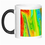 Happy Multicolor Painting Morph Mugs