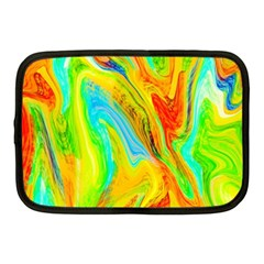 Happy Multicolor Painting Netbook Case (medium)  by designworld65