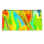 Happy Multicolor Painting Pencil Cases