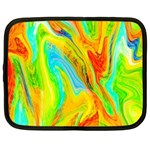 Happy Multicolor Painting Netbook Case (XXL)