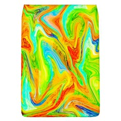 Happy Multicolor Painting Flap Covers (l)  by designworld65
