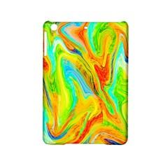 Happy Multicolor Painting Ipad Mini 2 Hardshell Cases by designworld65