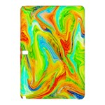Happy Multicolor Painting Samsung Galaxy Tab Pro 10.1 Hardshell Case