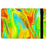 Happy Multicolor Painting iPad Air 2 Flip