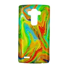 Happy Multicolor Painting LG G4 Hardshell Case
